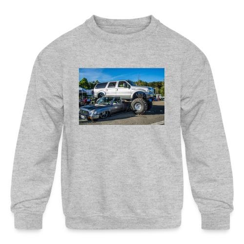FB IMG 1494137390200 - Kids' Crewneck Sweatshirt
