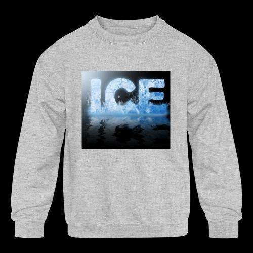 CDB5567F 826B 4633 8165 5E5B6AD5A6B2 - Kids' Crewneck Sweatshirt