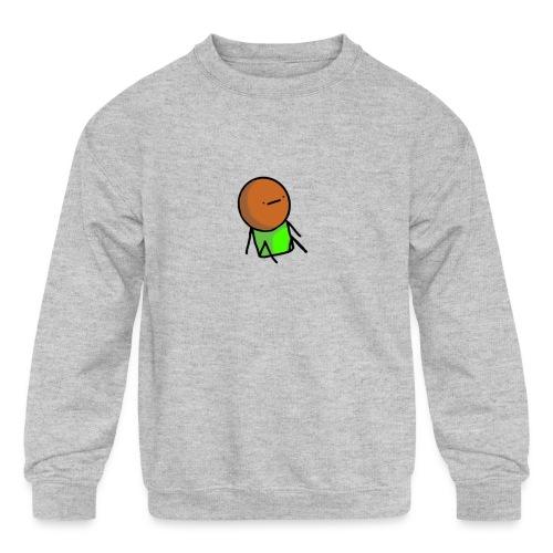 pep* - Kids' Crewneck Sweatshirt