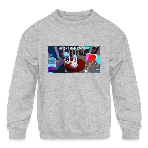 prom queen - Kids' Crewneck Sweatshirt
