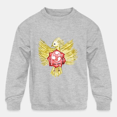 Phoenix - Larose Karate - Winning Design 2018 - Kids' Crewneck Sweatshirt