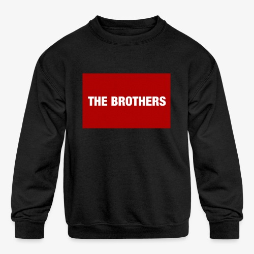 The Brothers - Kids' Crewneck Sweatshirt