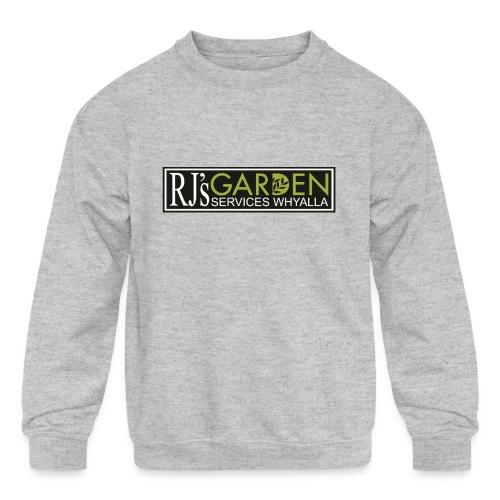 WHYALLA GARDENING - Kids' Crewneck Sweatshirt