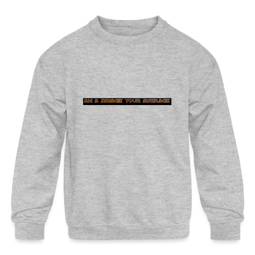 coollogo com 139932195 - Kids' Crewneck Sweatshirt