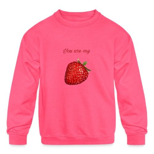 26736092 710811422443511 710055714 o - Kids' Crewneck Sweatshirt