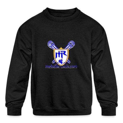 MR com - Kids' Crewneck Sweatshirt