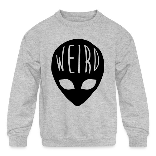Out Of This World - Kids' Crewneck Sweatshirt