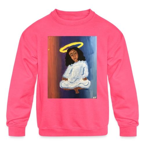 Angel - Kids' Crewneck Sweatshirt