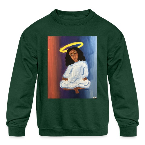 Angel - Kids' Crewneck Sweatshirt