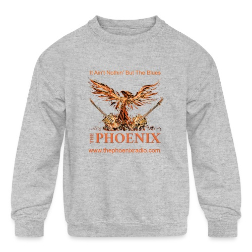 The Phoenix Radio - Kids' Crewneck Sweatshirt