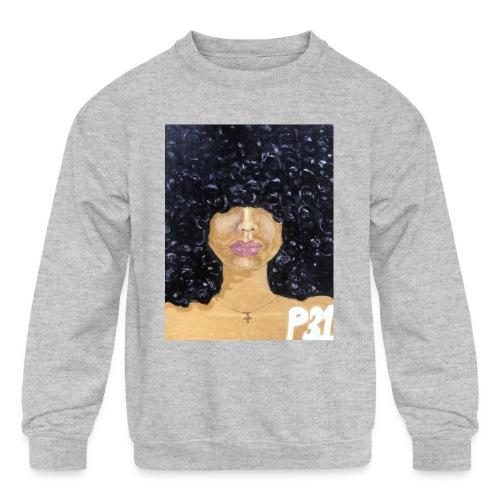 P31 - Kids' Crewneck Sweatshirt