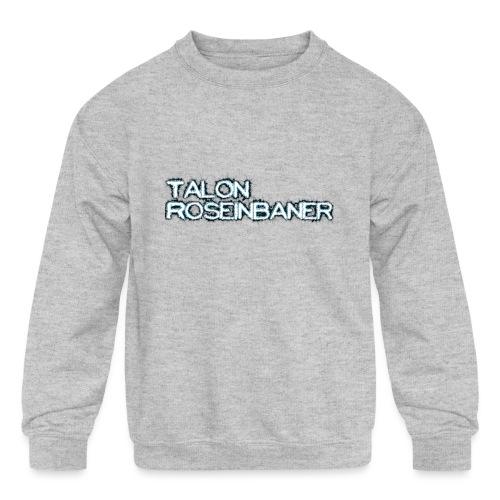 20171214 010027 - Kids' Crewneck Sweatshirt