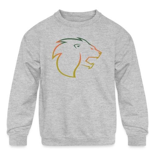 Protect LDS Children Logo - Kids' Crewneck Sweatshirt