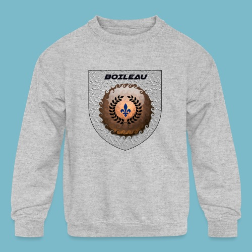 BOILEAU 1 - Kids' Crewneck Sweatshirt
