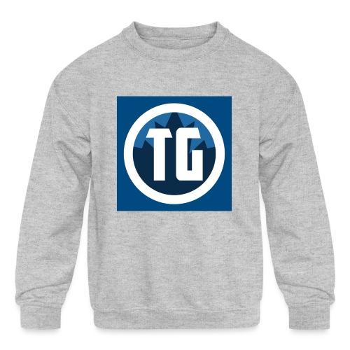 Typical gamer - Kids' Crewneck Sweatshirt