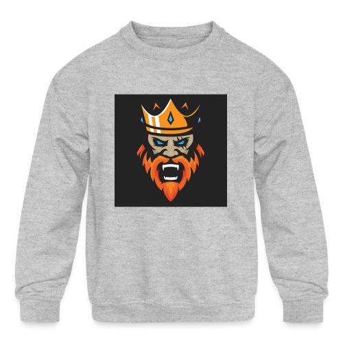 Kings - Kids' Crewneck Sweatshirt