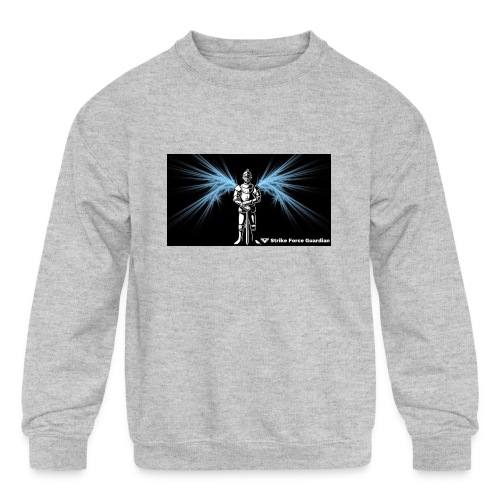 StrikeforceImage - Kids' Crewneck Sweatshirt
