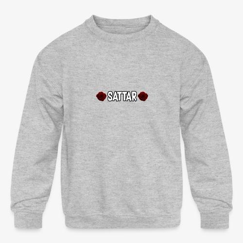 Sattar - Kids' Crewneck Sweatshirt