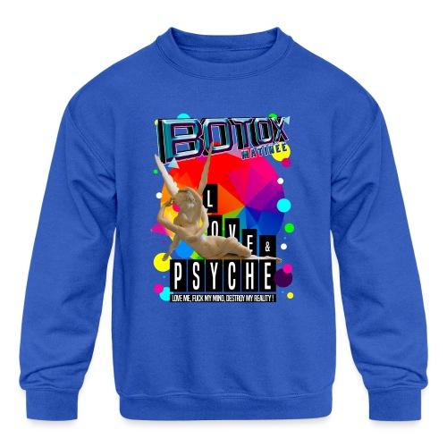 BOTOX MATINEE LOVE & PSYCHE T-SHIRT - Kids' Crewneck Sweatshirt