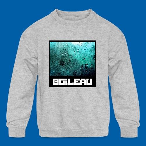 9 - Kids' Crewneck Sweatshirt