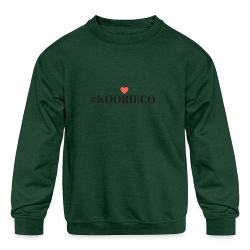 KOORIE CO - Kids' Crewneck Sweatshirt