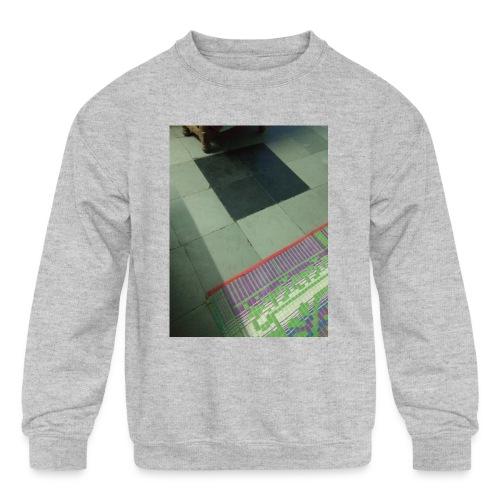 Test product - Kids' Crewneck Sweatshirt