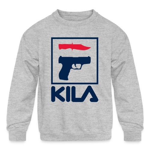 Kila - Kids' Crewneck Sweatshirt