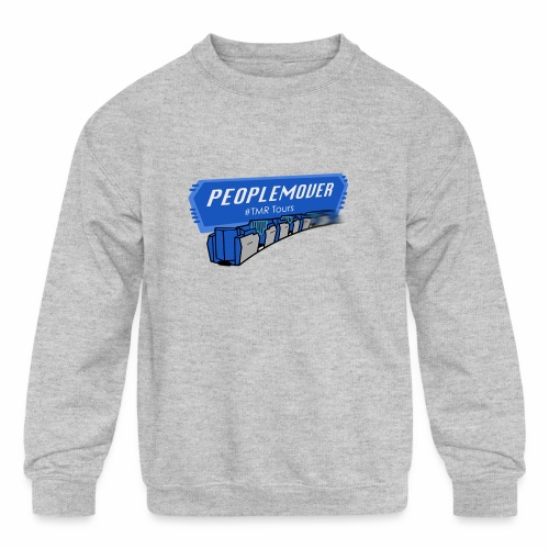 Peoplemover TMR - Kids' Crewneck Sweatshirt