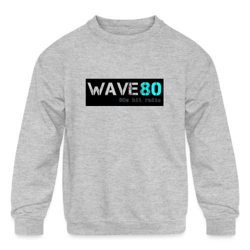 Main Logo - Kids' Crewneck Sweatshirt
