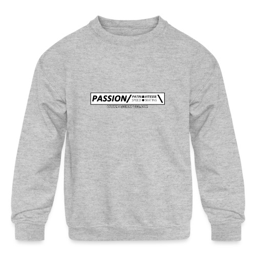 Spread the word! - Thank you for letting us know! - Kids' Crewneck Sweatshirt