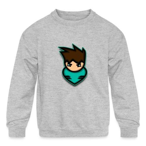 warrior - Kids' Crewneck Sweatshirt