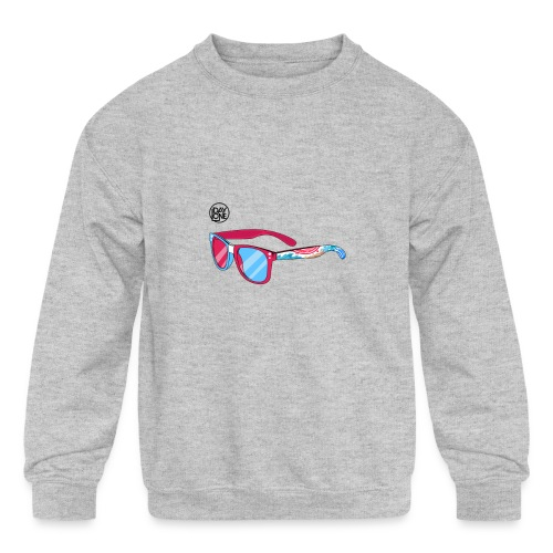 d26 - Kids' Crewneck Sweatshirt