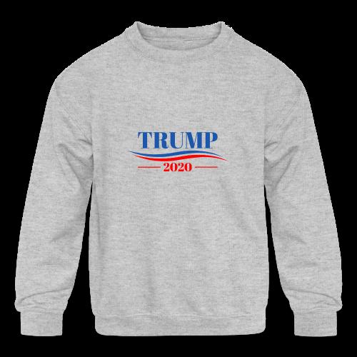 Trump 2020 Classic - Kids' Crewneck Sweatshirt