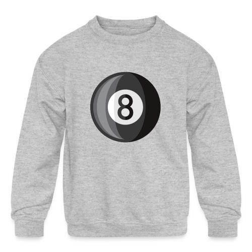 8 Ball - Kids' Crewneck Sweatshirt