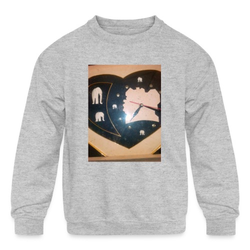 Art - Kids' Crewneck Sweatshirt