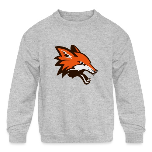 The Australian Devil - Kids' Crewneck Sweatshirt