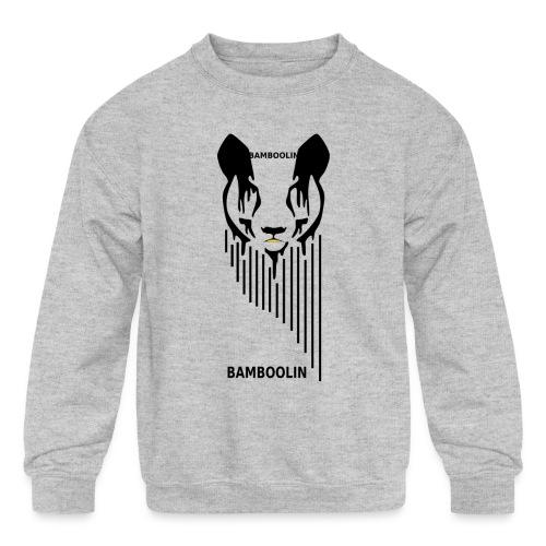 bamboolin longsleeve - Kid's Crewneck Sweatshirt