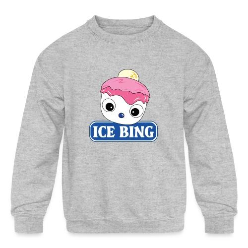 ICEBING - Kids' Crewneck Sweatshirt