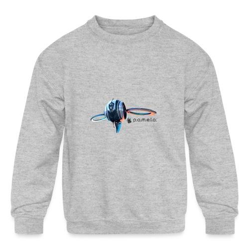 P.A.M.E.L.A. Observer - Kids' Crewneck Sweatshirt