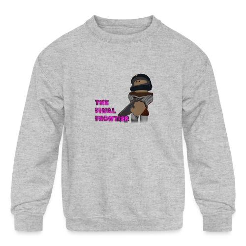 The Final Frontier Sports Items - Kids' Crewneck Sweatshirt