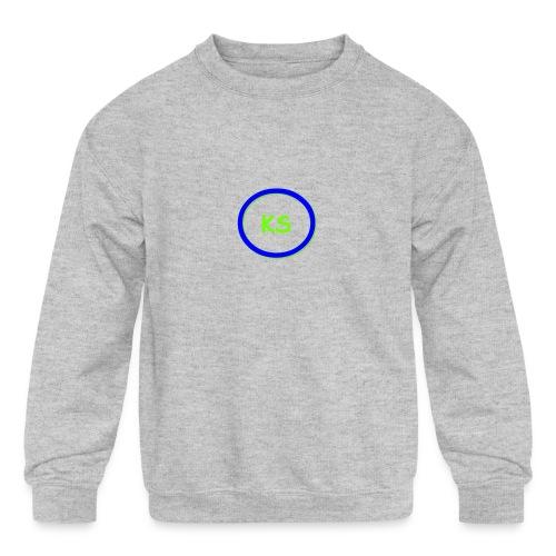 Emma - Kids' Crewneck Sweatshirt