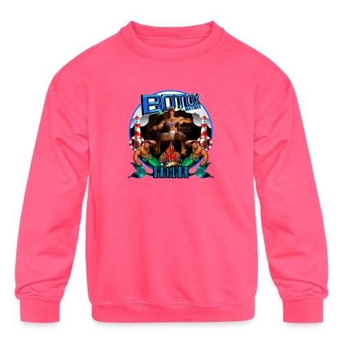 BOTOX MATINEE SAILOR T-SHIRT - Kids' Crewneck Sweatshirt
