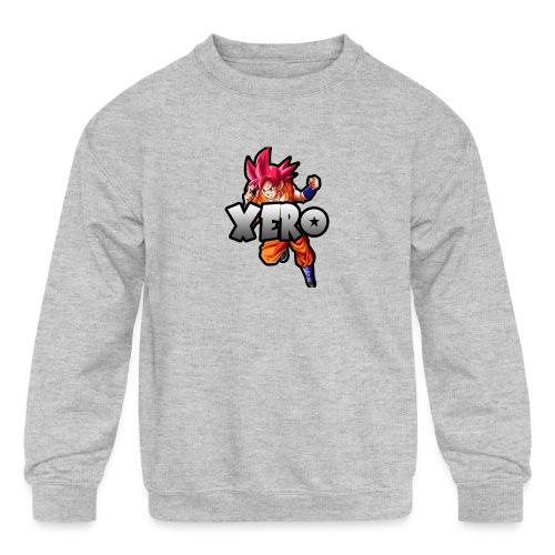 Xero - Kids' Crewneck Sweatshirt