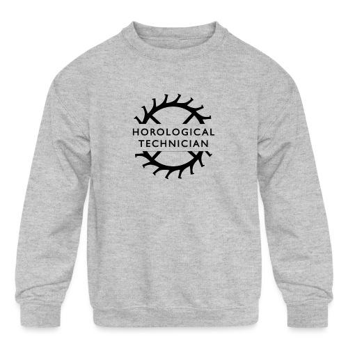 Horological Technician - Kids' Crewneck Sweatshirt