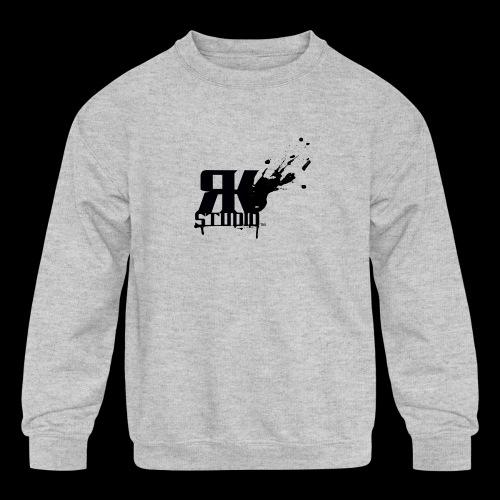 RKStudio Black Version - Kids' Crewneck Sweatshirt
