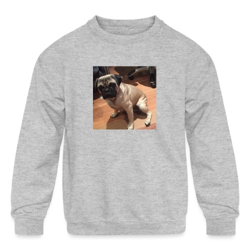 Gizmo Fat - Kids' Crewneck Sweatshirt