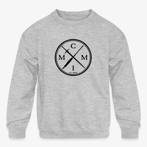 pen x sword - Kids' Crewneck Sweatshirt