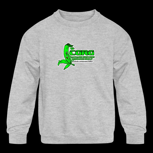 CGRG - Kids' Crewneck Sweatshirt