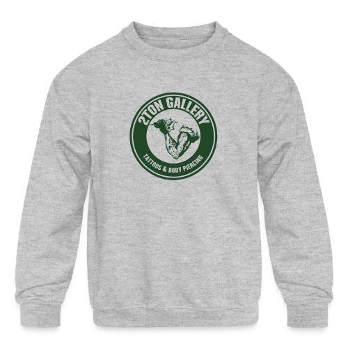 blackout - Kids' Crewneck Sweatshirt