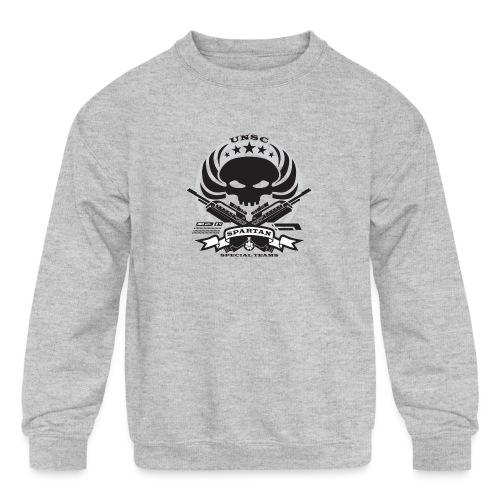 UNSC Special Teams - Kids' Crewneck Sweatshirt